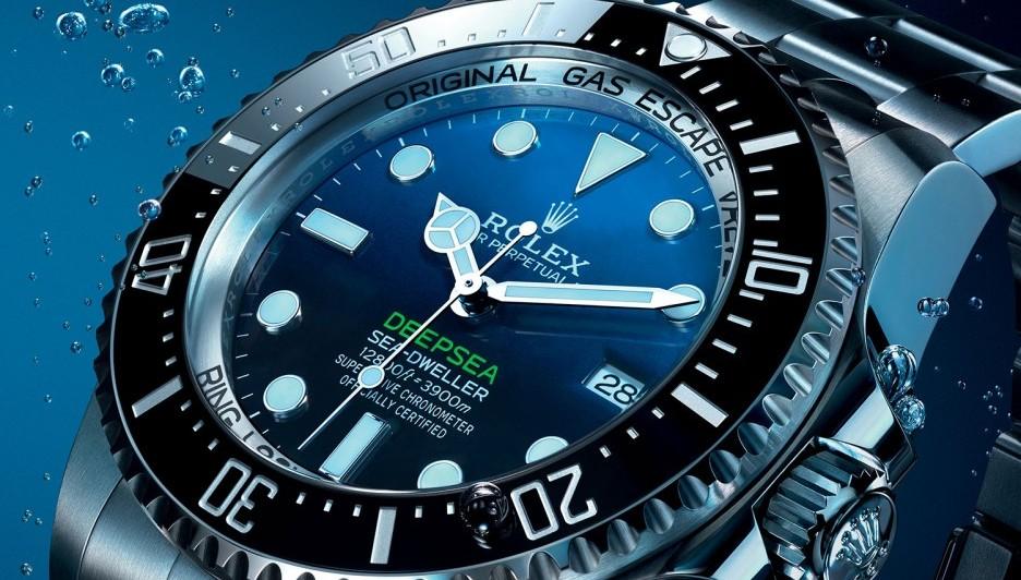 <strong>Rolex представя модела DeepSea</strong>