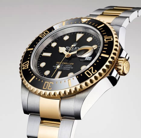 Bright presence of Rolex new models at Baselworld 2019