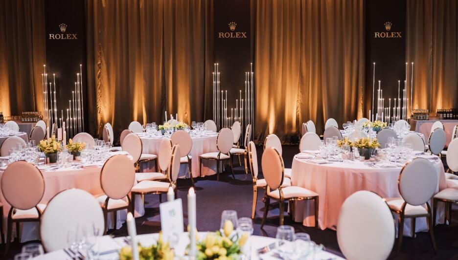 Besha отбеляза 30 години партньорство с Rolex в България