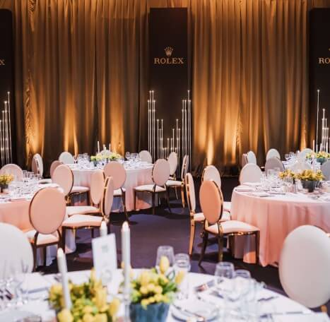 Besha celebrates 30 years of partnership with Rolex in Bulgaria