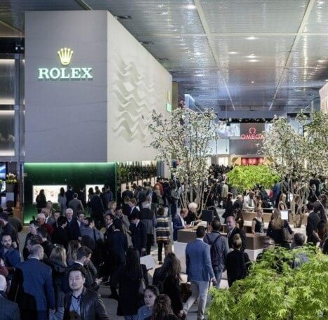 След 81 г. Rolex напуска Baselworld, за да основе ново събитие