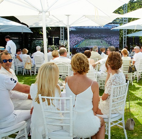 Rolex brought Wimbledon to Sofia