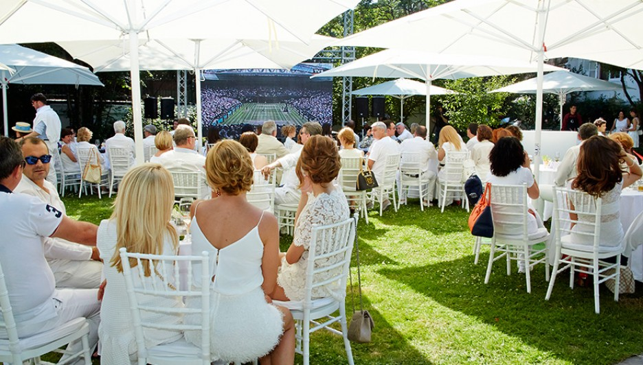 <strong>Rolex brought Wimbledon to Sofia</strong>