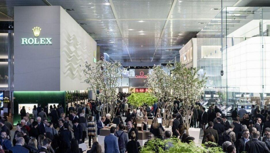 After 81 years Rolex leaves Baselworld to establish new event