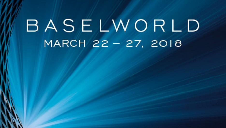 <strong>Baselworld 2018 novelties</strong>