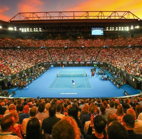 Rolex Returns as Official Timekeeper at the 2021 Australian Open, the First Grand Slam Event of the Year