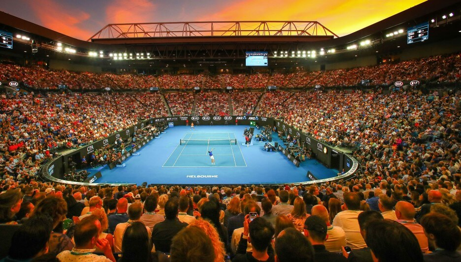 <strong>Rolex Returns as Official Timekeeper at the 2021 Australian Open, the First Grand Slam Event of the Year</strong>