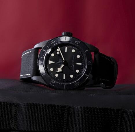 TUDOR BLACK BAY CERAMIC – необикновеният часовник