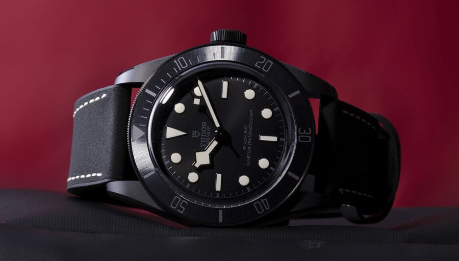 <strong>TUDOR BLACK BAY CERAMIC – необикновеният часовник</strong>