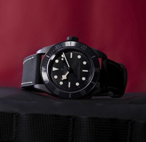 TUDOR BLACK BAY CERAMIC – the extraordinary watch