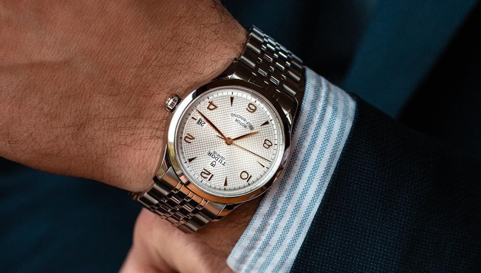 <strong>Rolex's little sister – TUDOR – bold, vigorous, challenging</strong>