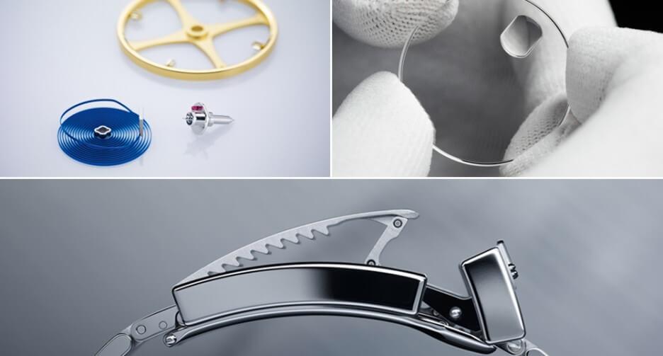 Rolex guarantee