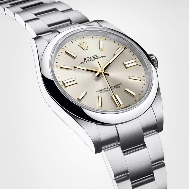 Instagram Rolex Oyster Perpetual