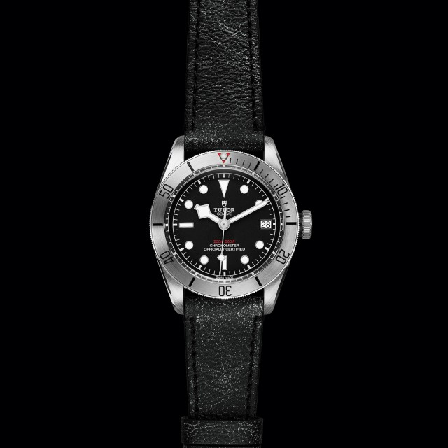 Tudor Black Bay Steel